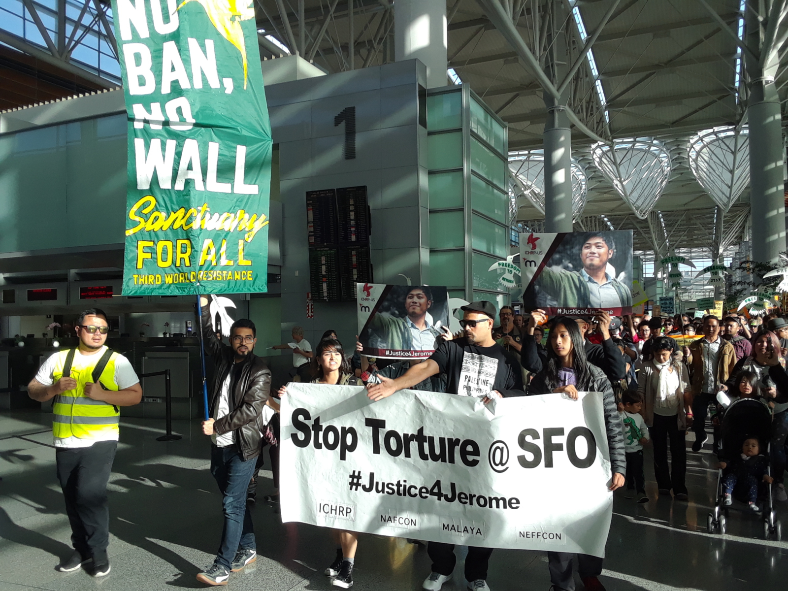 Filipino activist tortured at SFO is yet another victim of the U.S. war machine