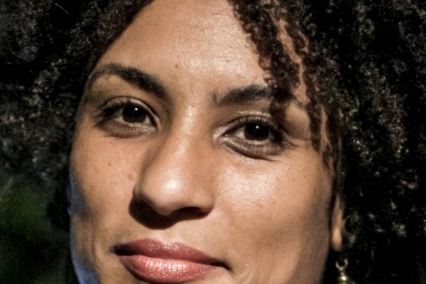 Marielle Franco. Open source image.