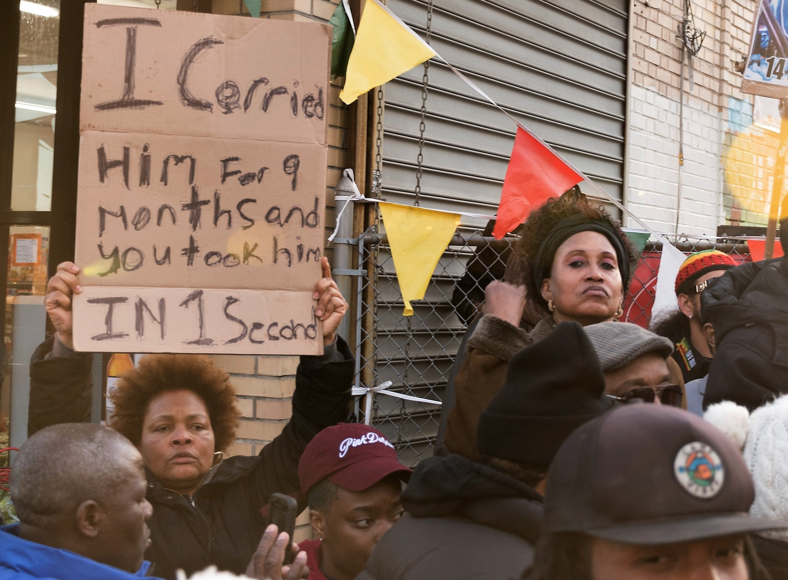'It was like they did a hit': Brooklyn enraged after cops kill Saheed Vassell