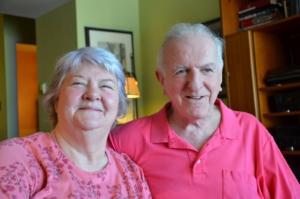 Beth and Bill Massey. Liberation photo: Gloria La Riva