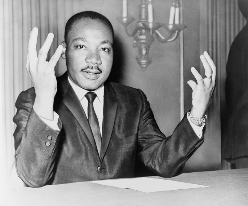 """Photo of King Family Lawyer: FBI and Hoover Killed MLK Jr. """"Without a Doubt"""""""