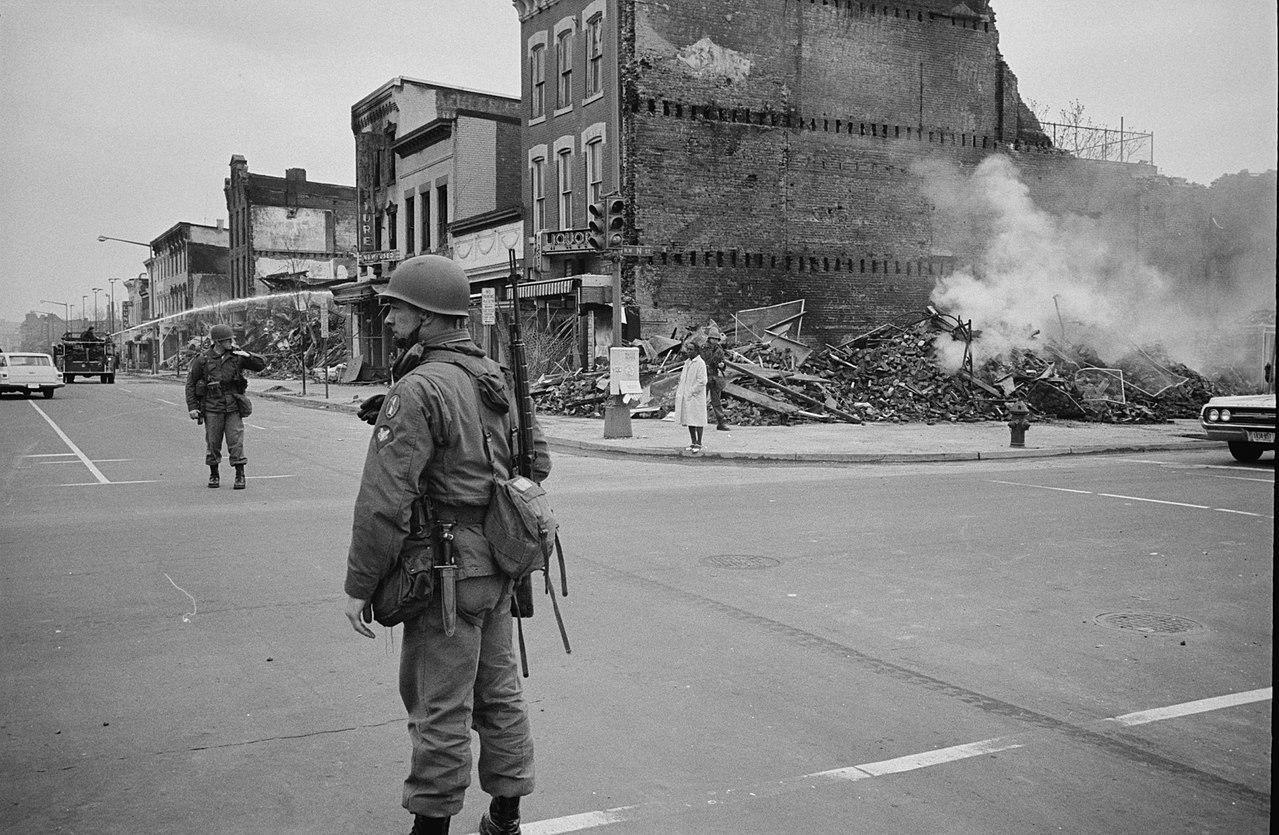 Cómo los levantamientos de 1968 nos dieron la Ley de los Derechos Civiles de 1968