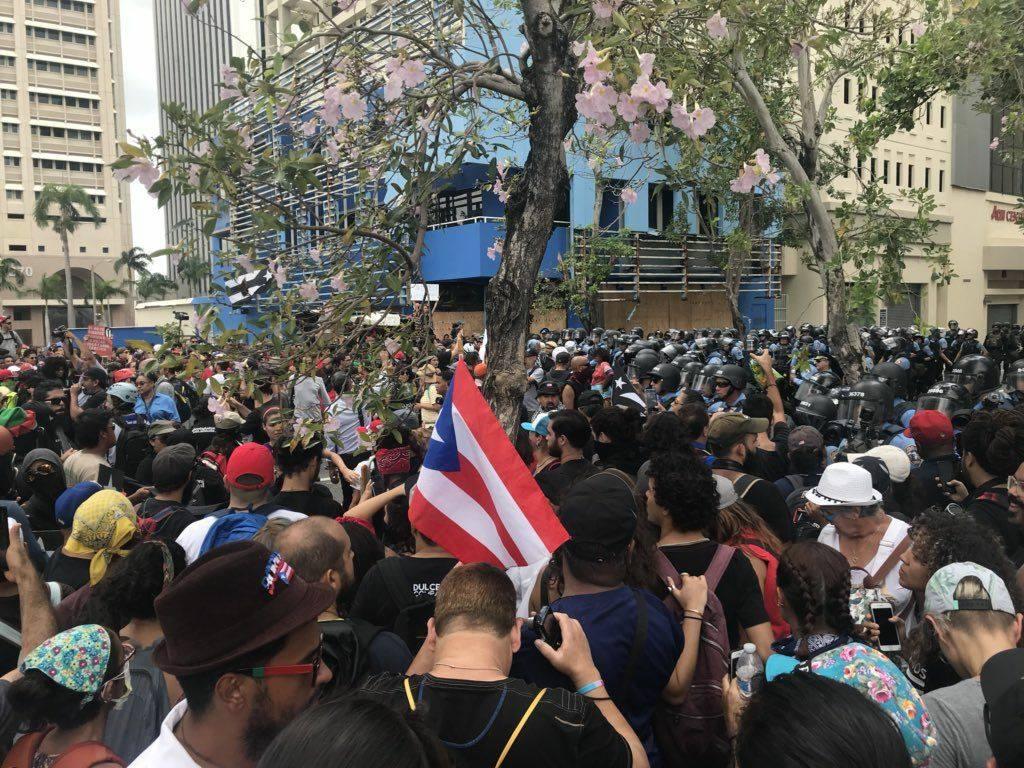Photo: Federación de Maestros de Puerto Rico