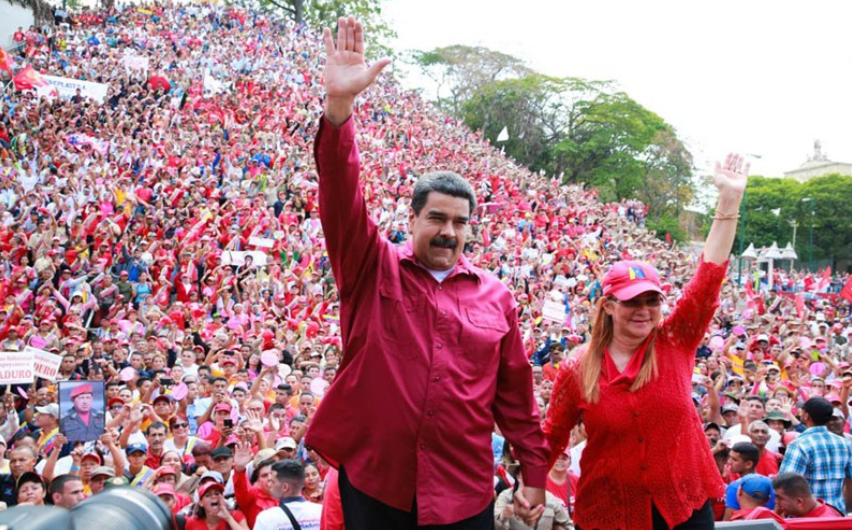 Photo of Message from Venezuelan President Nicolás Maduro to the people of the world
