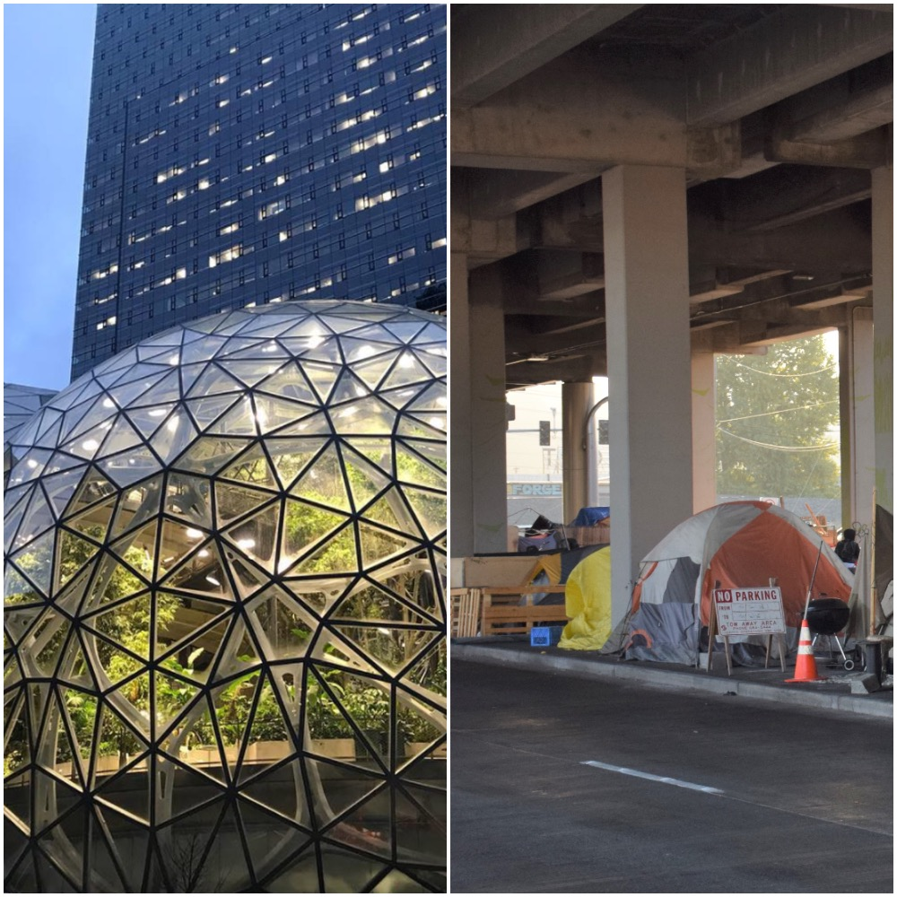 Amazon tries to bully Seattle over tax to house homeless