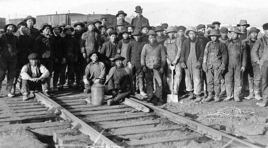 The legacy of the Chinese Exclusion Act of 1882