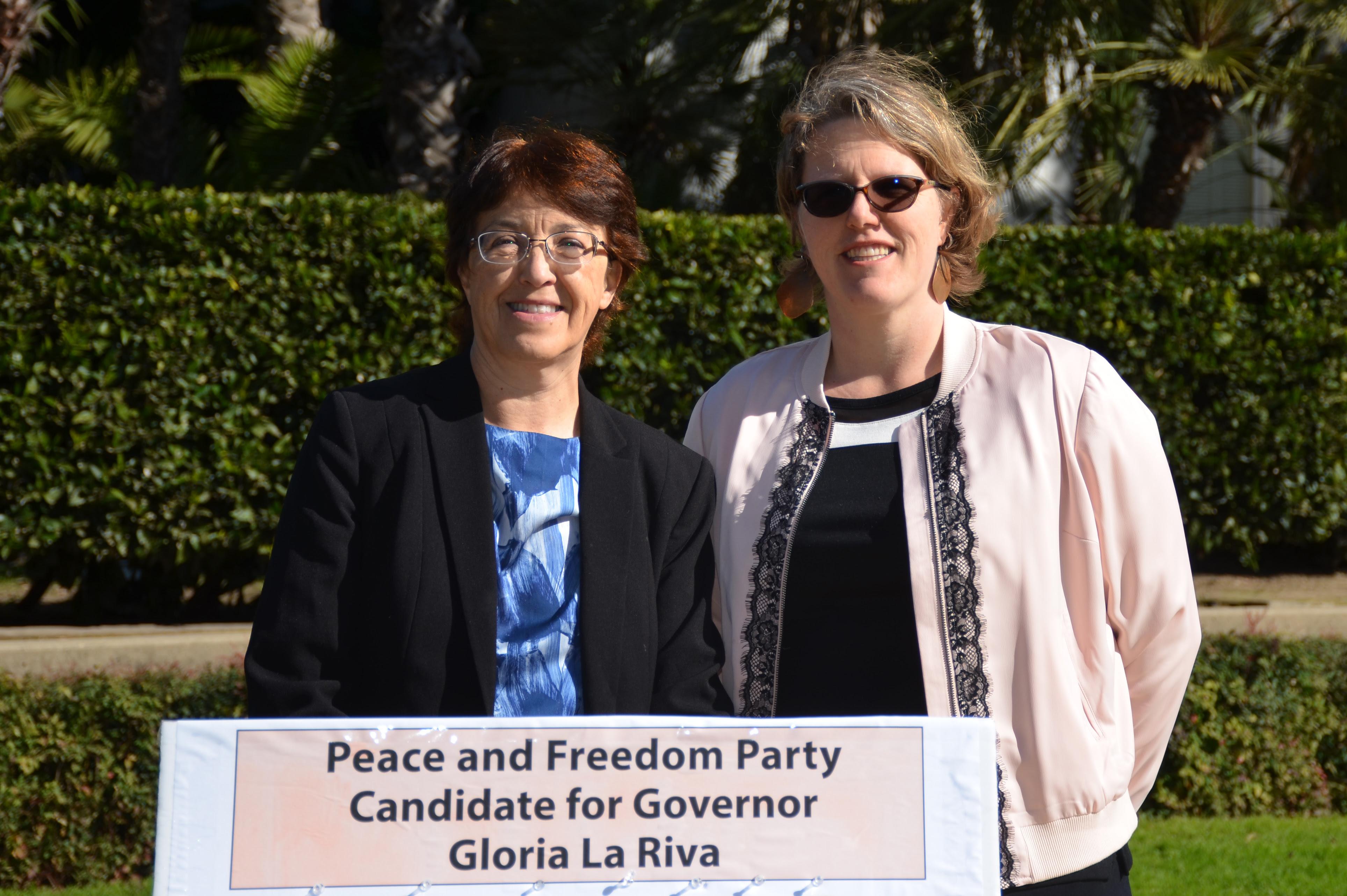 Photo of Vote socialist in the CA Primaries on June 5!