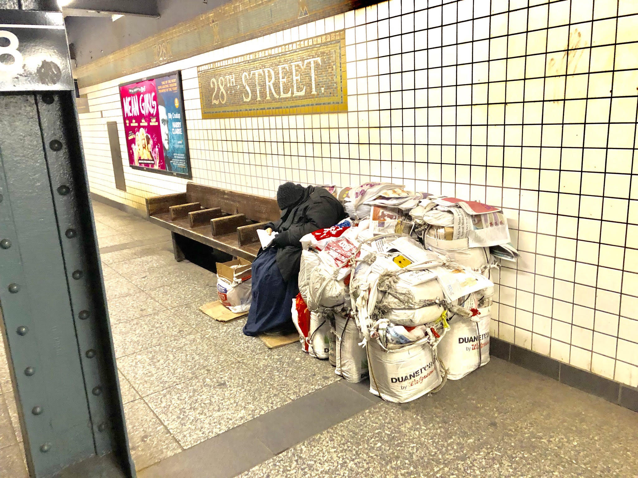 NYC's 'shelter-industrial complex' makes money over rising homelessness