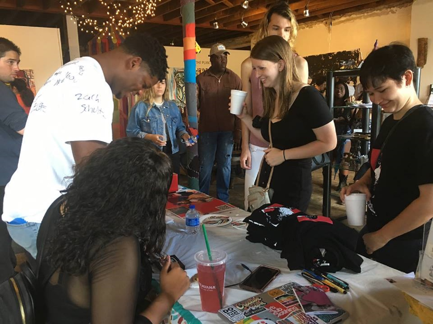 Photo of Tallahassee celebrates Juneteenth with Black art, music and food