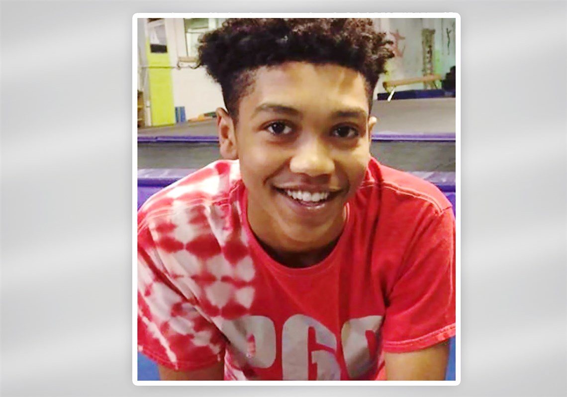 Photo of Justice for Antwon Rose, Jr. 17-year-old murdered by E. Pittsburgh police