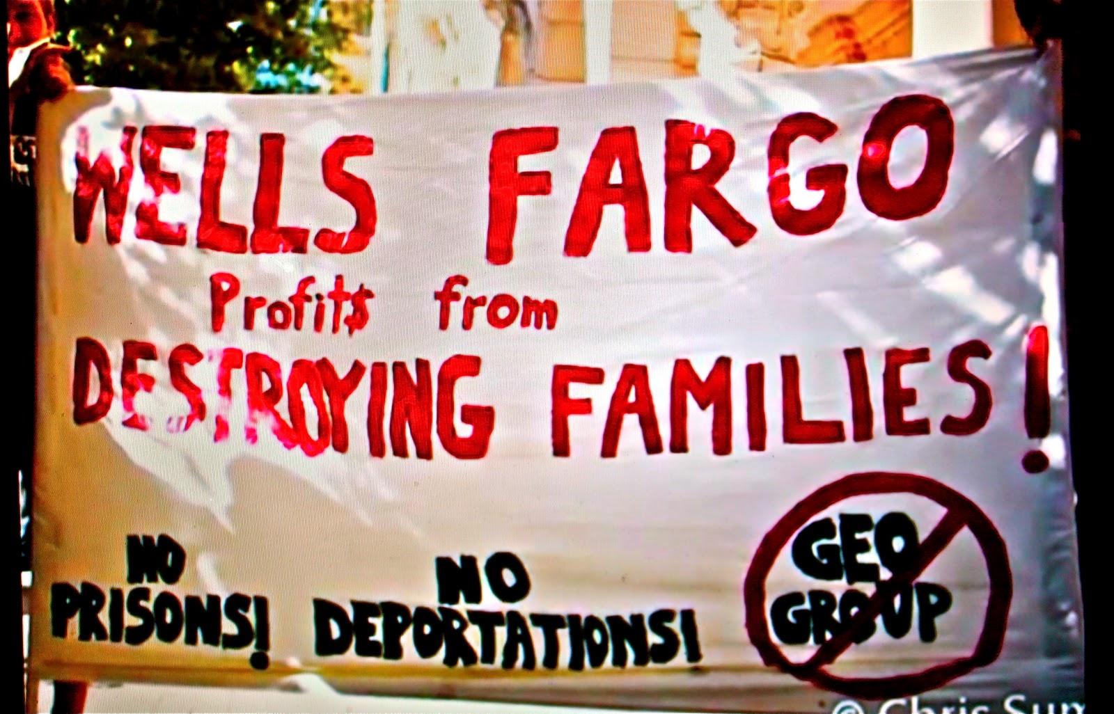 "Photo of ""Drop Wells Fargo"" contingent reaches hundreds at Birmingham LGBTQ Pride Parade"