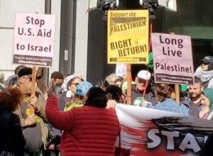 Manifestación multinacional(Liberation)
