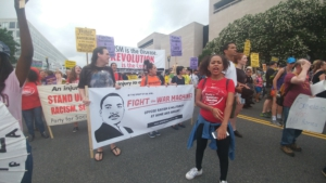 PSL brings radical message to PPC. Liberation Photo: Sarah Sloan