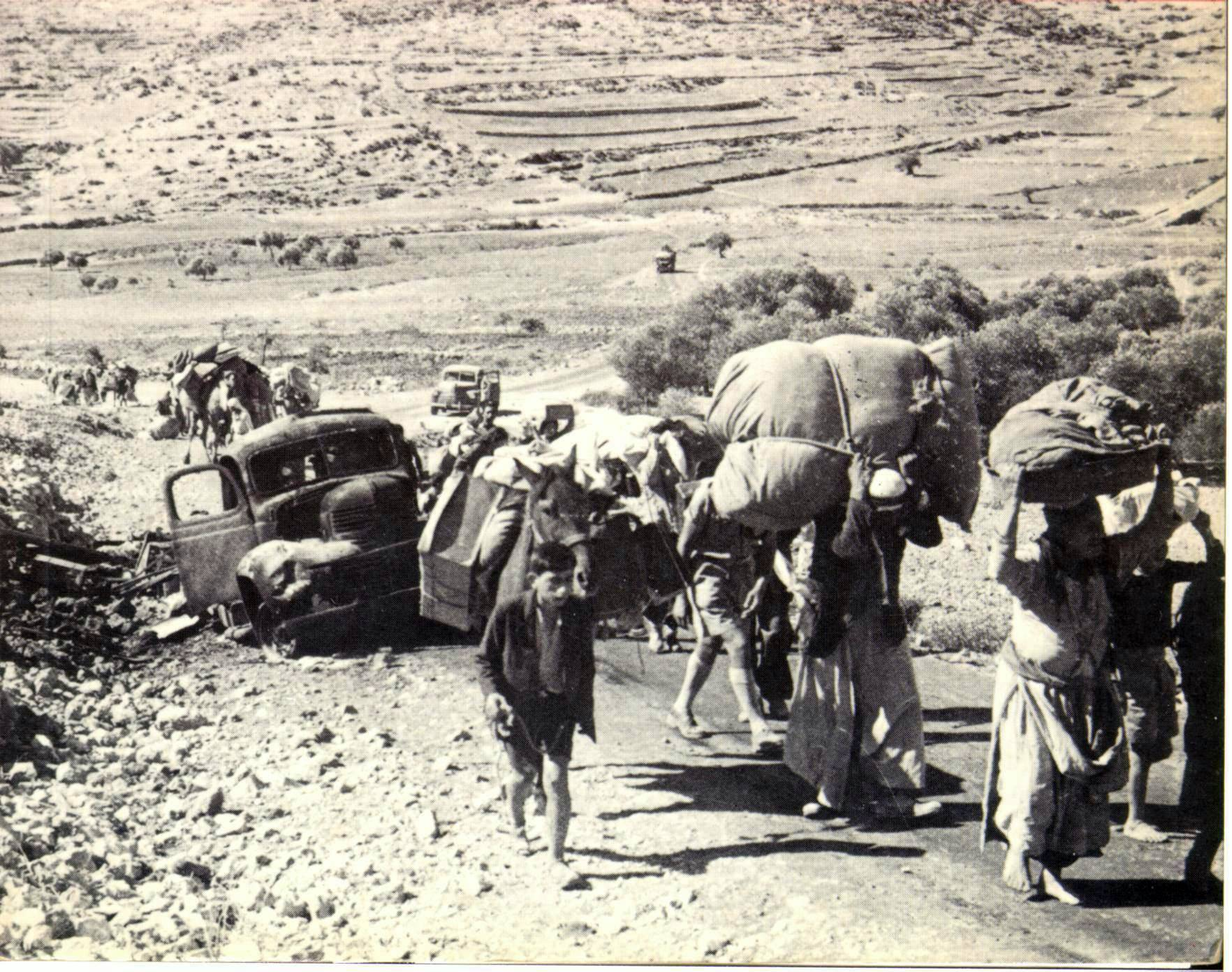 Photo of Massacres were indispensable to creation of the Israeli state