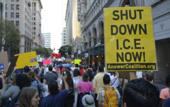 June 15 protest in Los Angeles against family separation