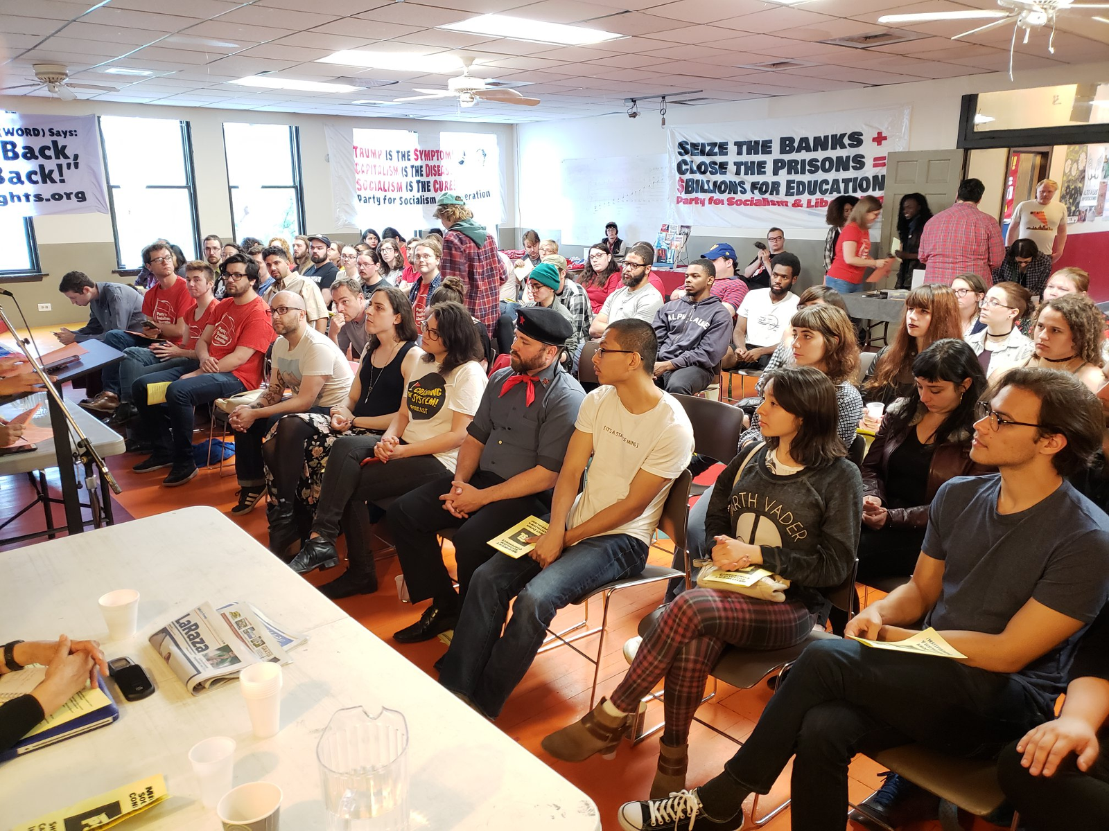 Photo of Conference in Chicago brings together socialists from across the Midwest