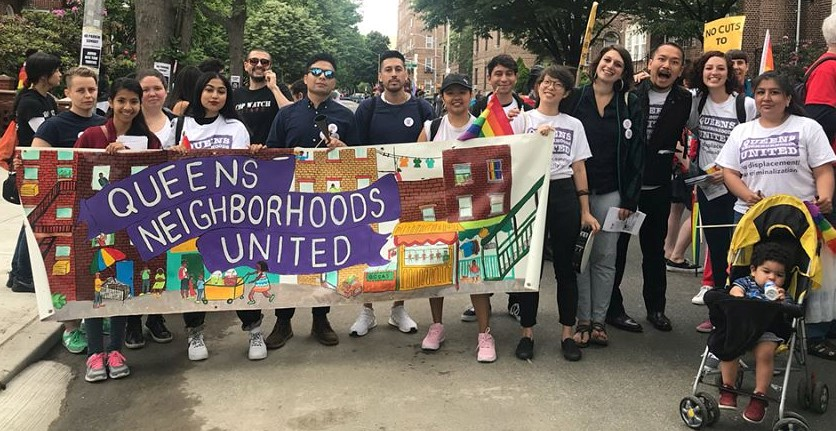 Photo of Queens Pride: Immigrant, LGBTQ communities join in solidarity