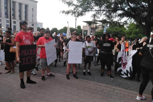 BLM & CON Protest