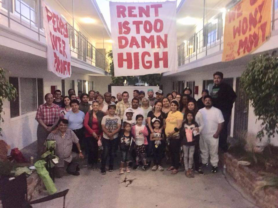 Photo of Cedar Resistance fights gentrification in Long Beach