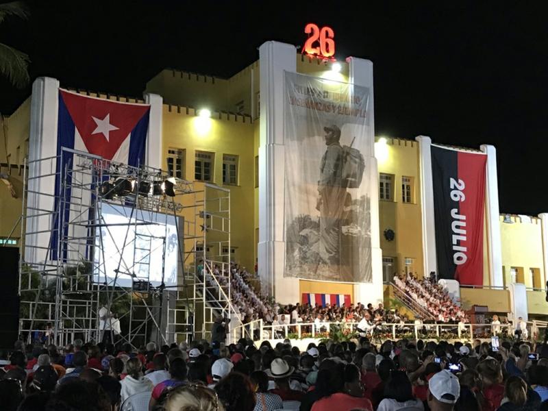 Photo of Cuba celebrates 65th anniversary of Moncada assault