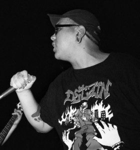 Vocalist Steven Rodriguez. Liberation Photo.