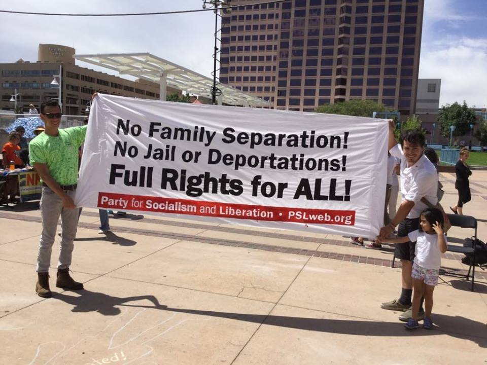 Thousands protest inhumane US immigration policies at nationwide actions