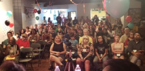 Audience at Southwest Socialism Conference. Liberation photo