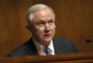 Jeff Sessions. Public domain image