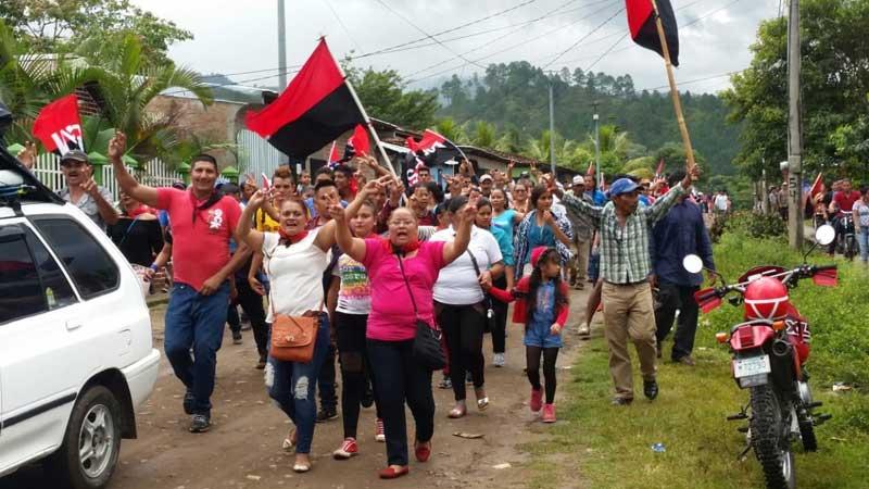 La mano oculta del imperio de EE. UU. en su intento de derrocar al gobierno sandinista de Nicaragua