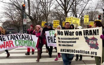 no war iran
