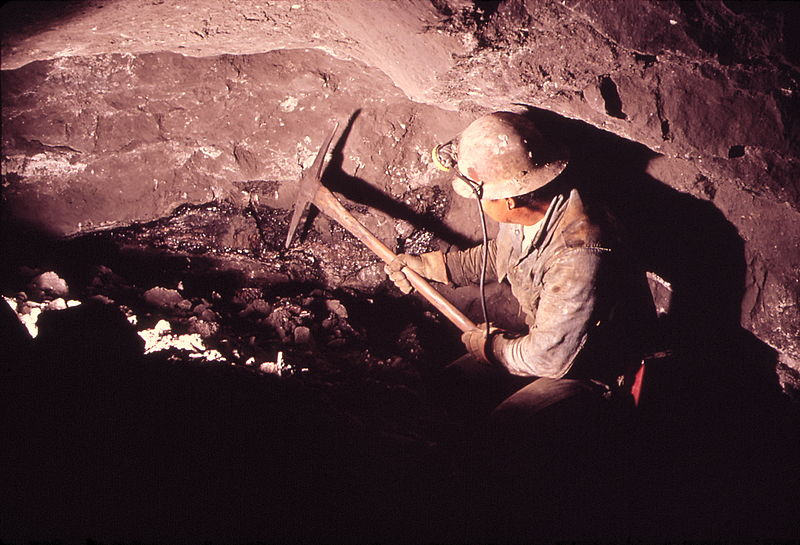 Navajo miners still struggle for justice and compensation