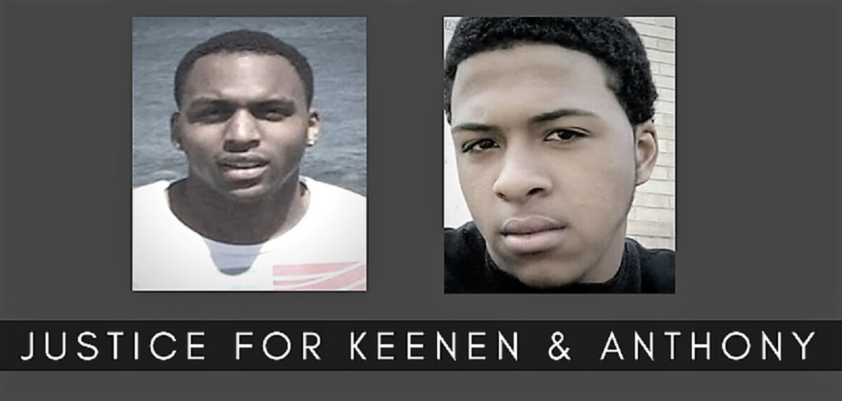 Photo: Justice for Keenen and Anthony Coalition