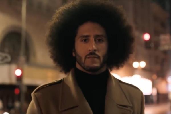 Liberation News screenshot of Nike ad