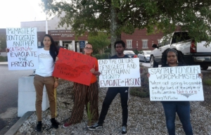 PSL demands the evacuation of prisoners in South Carolina