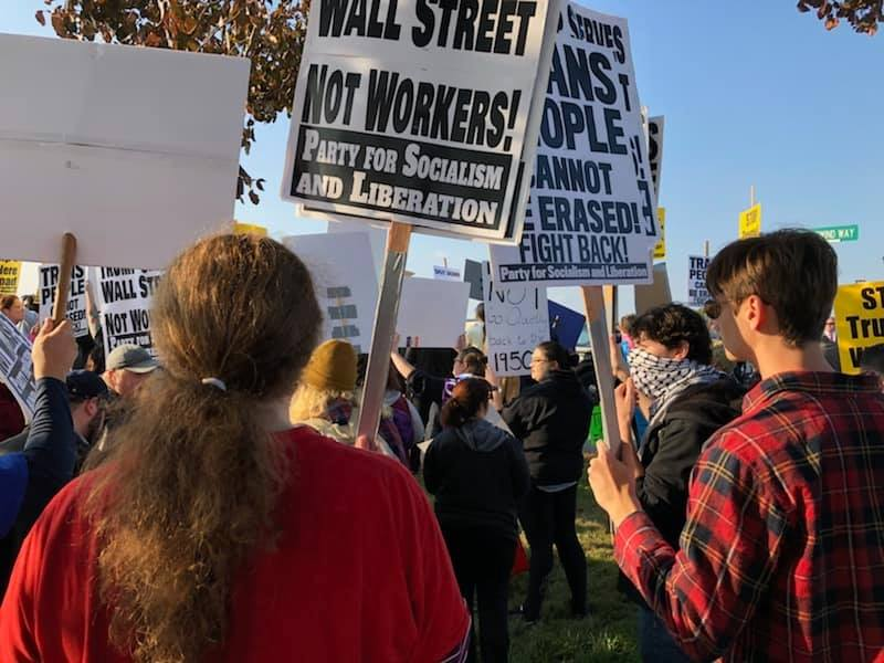 Photo of Southern Illinois Rallies to Reject Trump and Fascism
