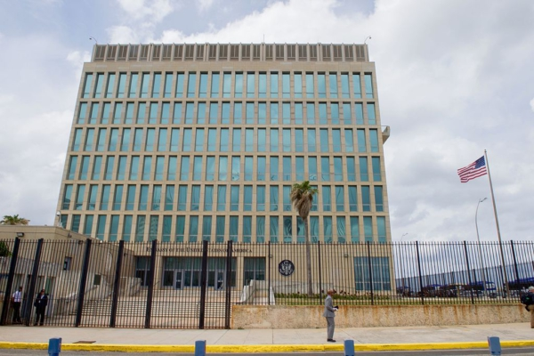 US Embassy in Havana, Cuba. Photo: Wikimedia Commons