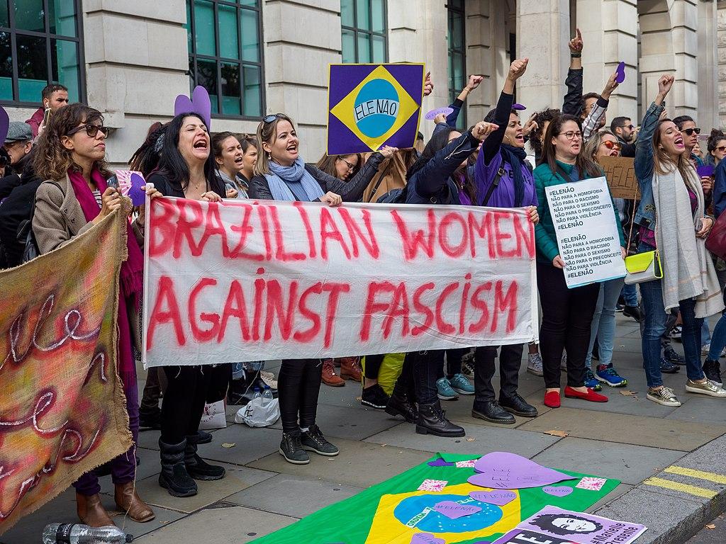 Brazil: 'Ninguém solta a mão de ninguém – no one let go of anyone's hand'