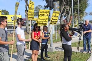 Bradenton, Florida. Liberation photo.