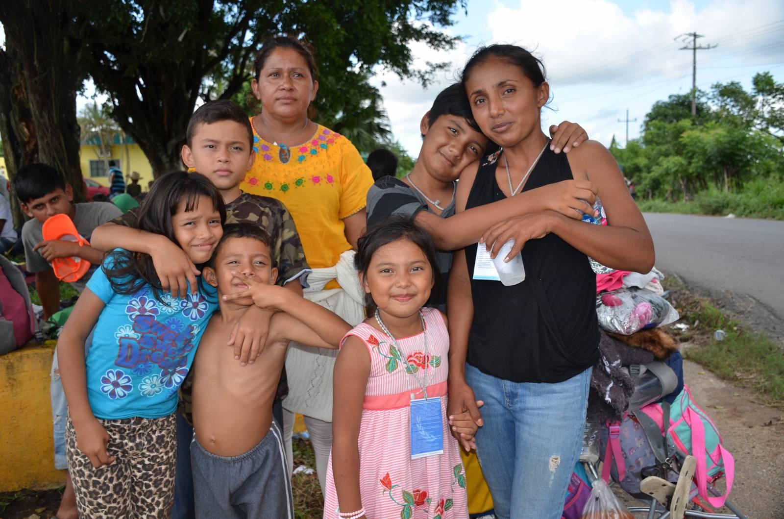 Breaking the Chains statement: La Caravana