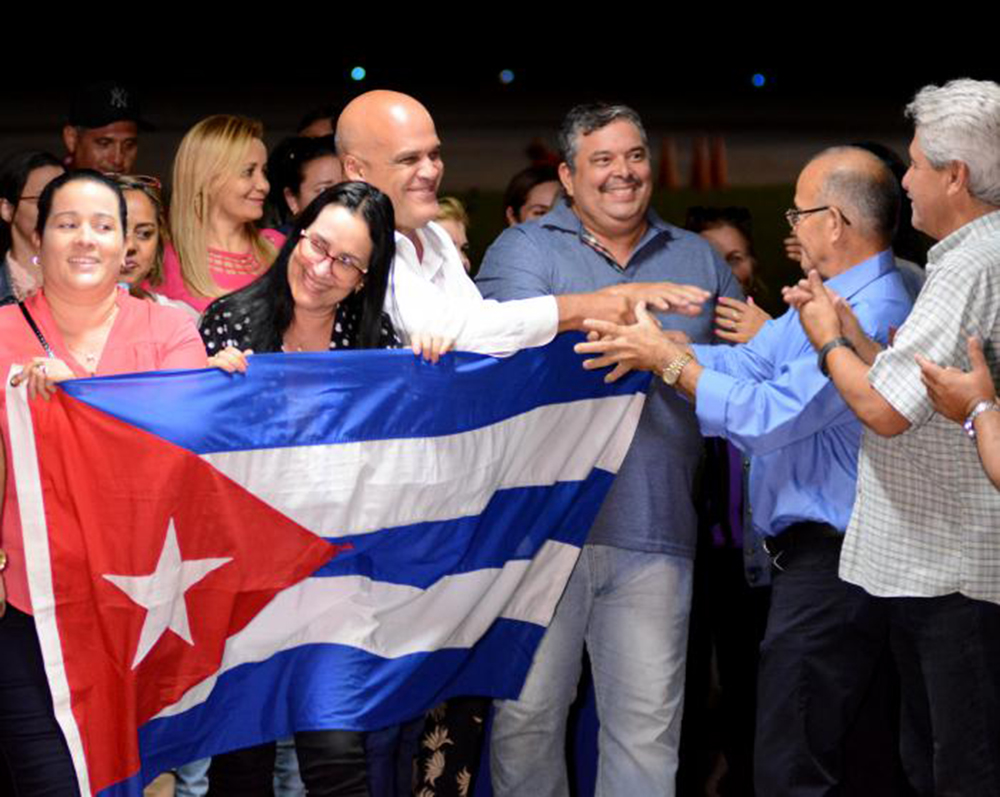 Cuban declaration: Withdrawing doctors from Brazil