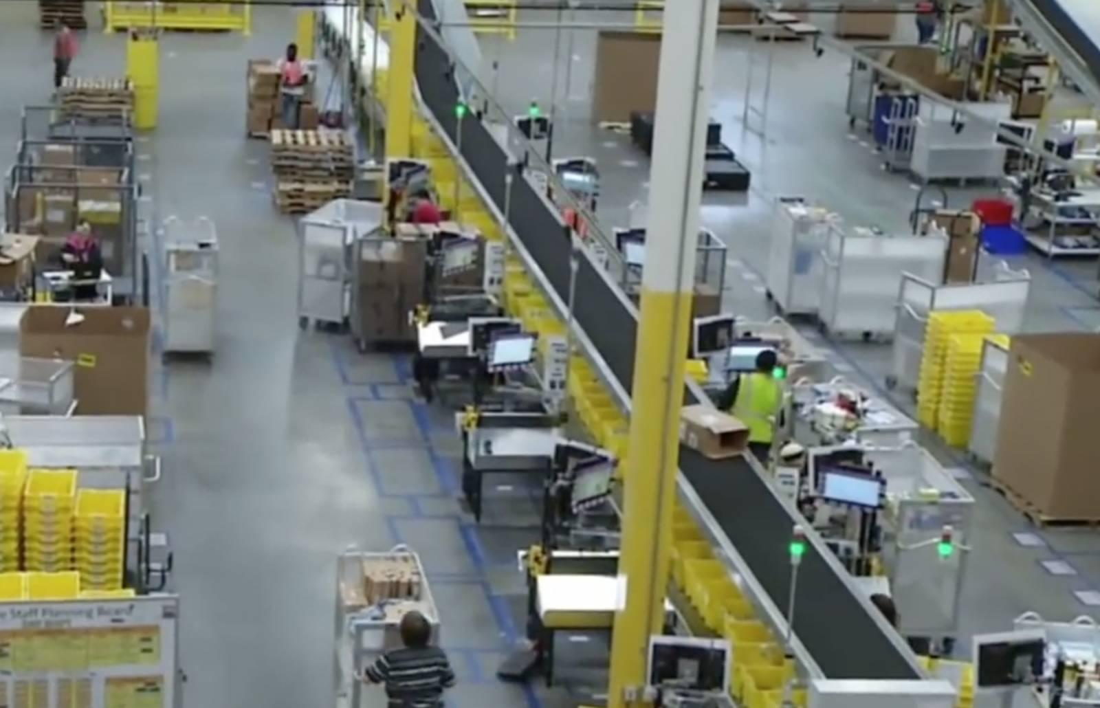 Photo of Amazon aumenta los sueldos un 13 por ciento por un aumento de 50 por ciento en la productividad