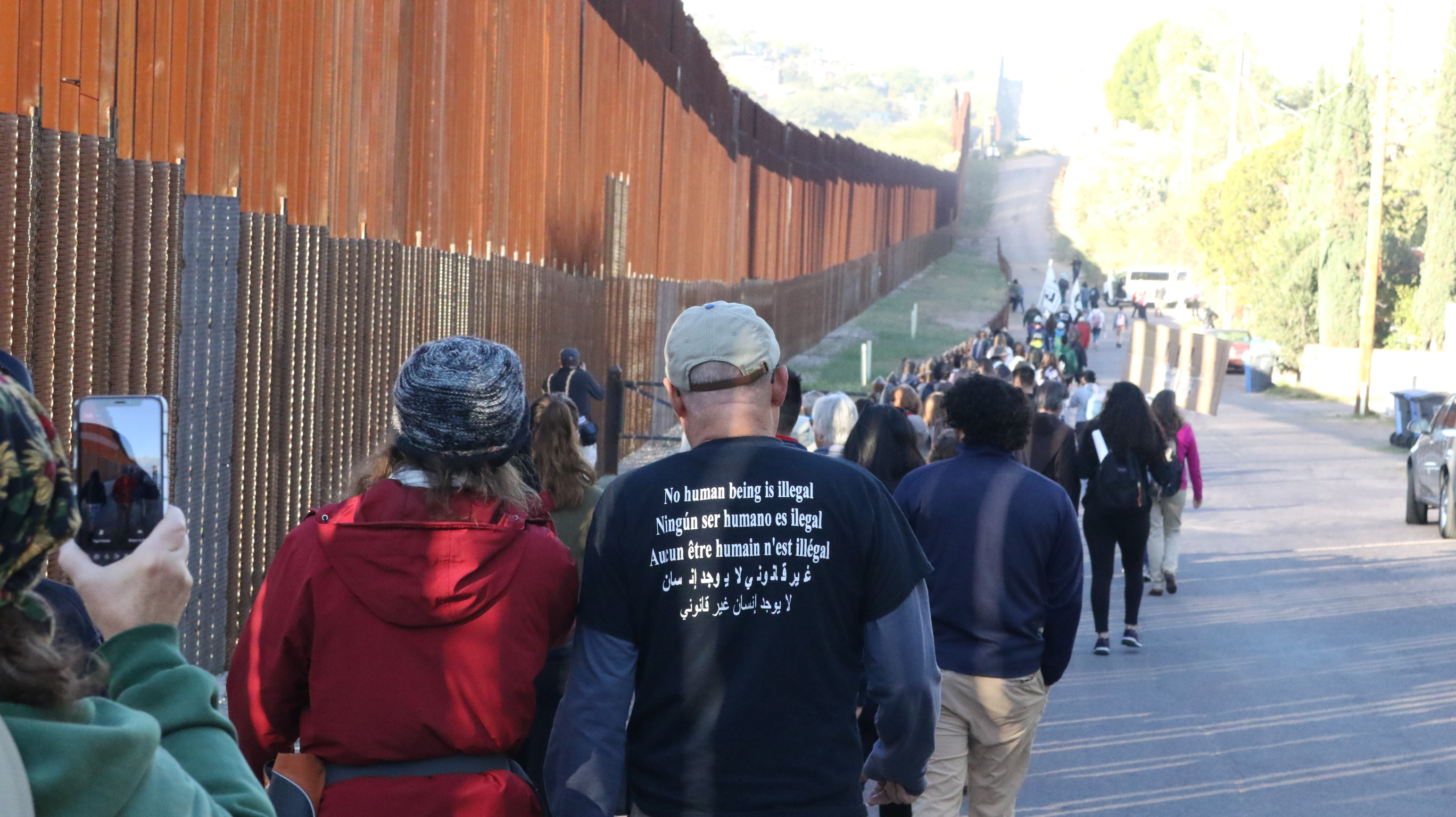 SOA Watch joined by hundreds at Nogales encuentro