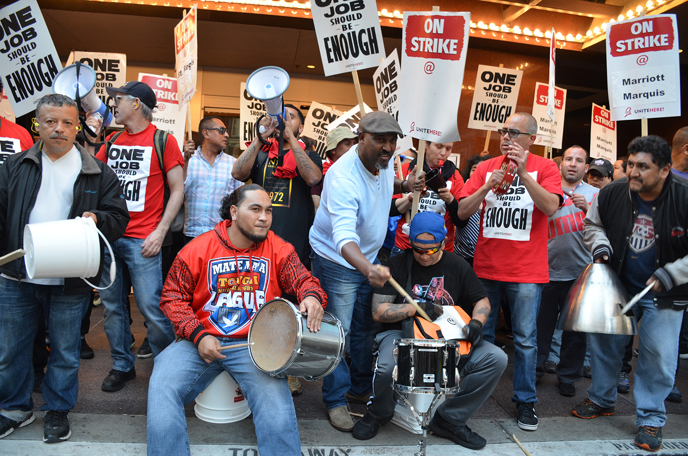 Contract victory for San Francisco hotel workers