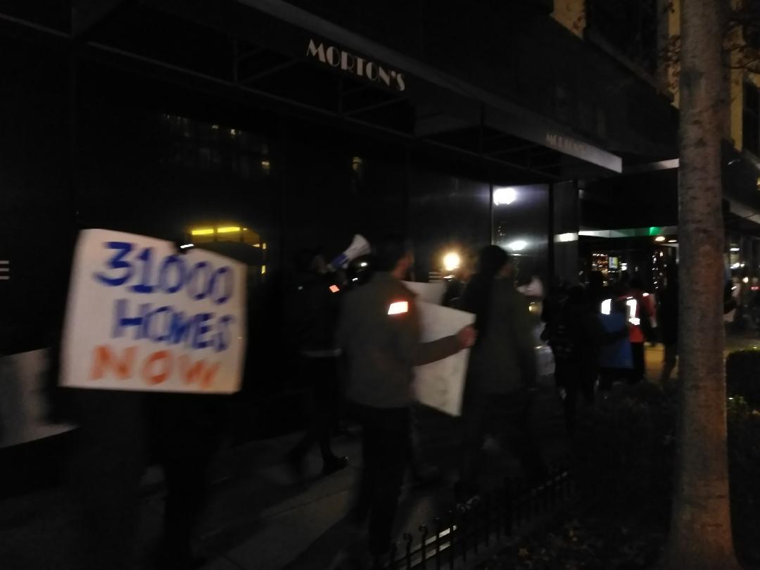 """Photo of Nashvillians say """"No!"""" to downtown Amazon Hub"""