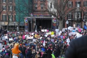 Boston, Ma. Jan 19, Liberation photo.