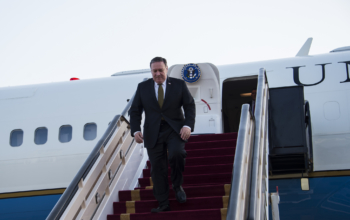 US Sec. of State Mike Pompeo. State Dept. photo/public domain.