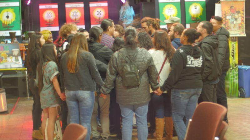 Enero Zapatista event held in San Diego