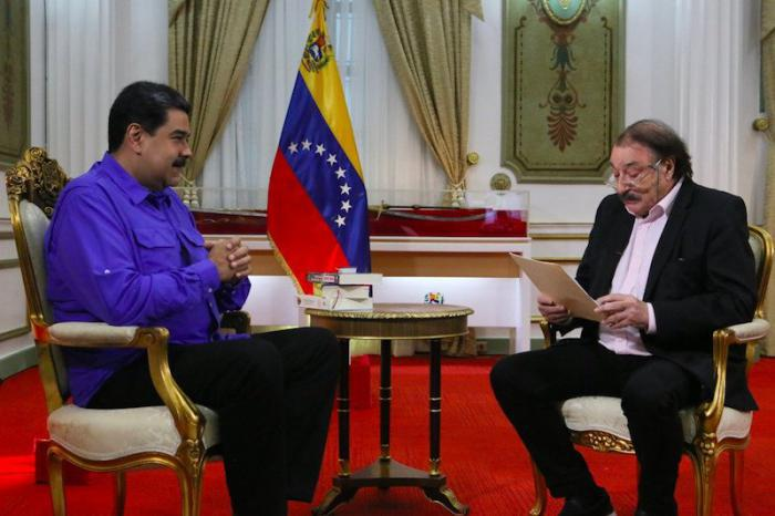 Photo of INTERVIEW WITH MADURO: I thank Chávez, because, with Fidel and Raúl, they constructed a new, dignified beginning for our entire continent