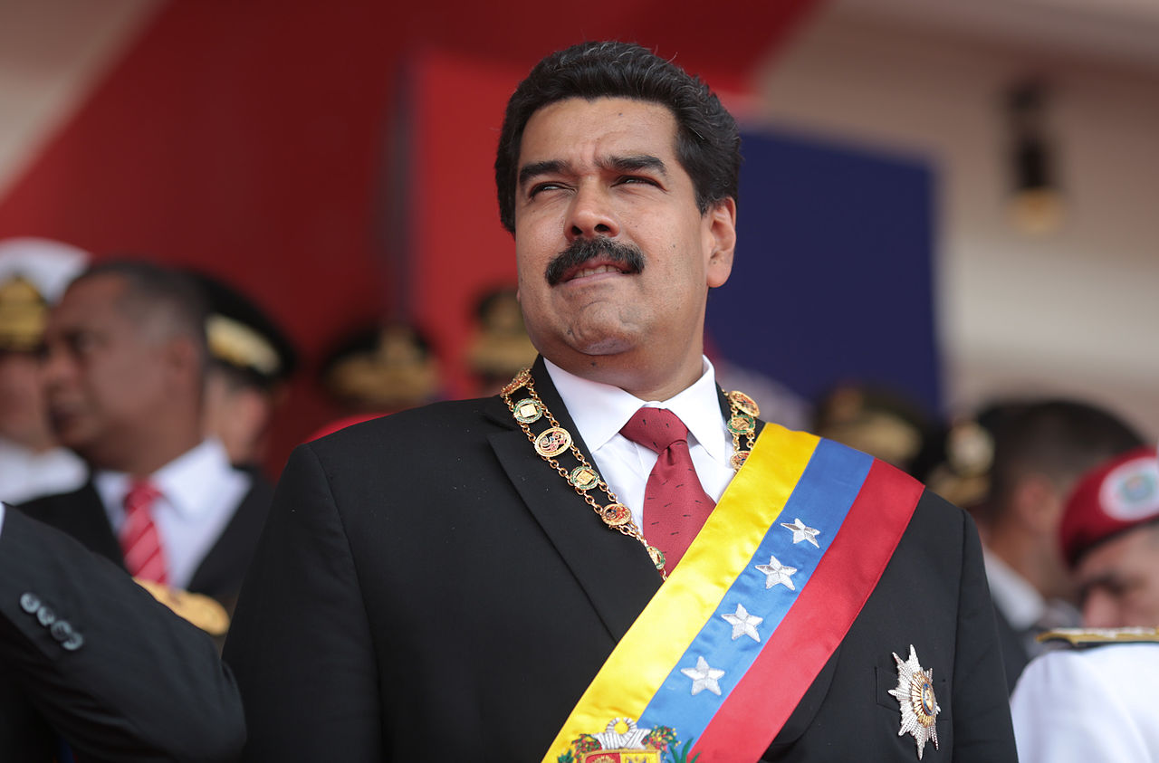 Photo of An Open Letter to the American People from President Nicolas Maduro