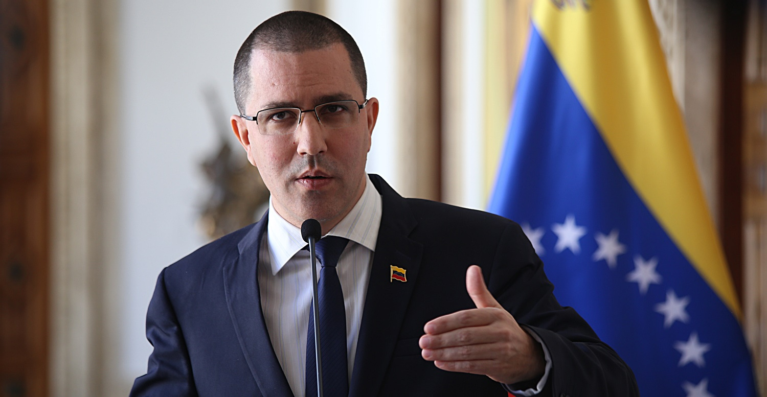 Photo of Interview with Venezuelan Foreign Minister: People in U.S. should stand up for peace